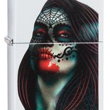 Brichetă Zippo 29400 Day of The Dead Lady Tattoo